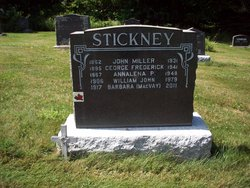 William John Stickney