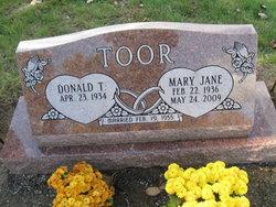 Mary Jane Toor