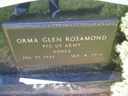 Orma Glen Rosamond