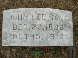 John Lee Sams