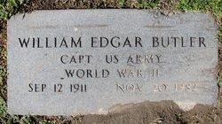 William Edgar Butler