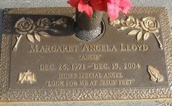 "Margaret Angela ""Angie"" Lloyd"