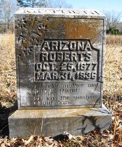 Arizona <I>Harris</I> Roberts