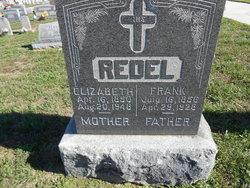 """Francis Xavier """"Frank"""" Redel"""