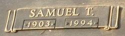 Samuel Taswell Ervin