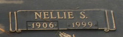 Nellie S <I>Hedrick</I> Ervin
