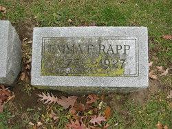Emma F. Rapp