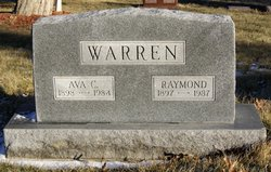 Ava C. <I>Connelly</I> Warren