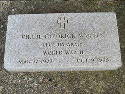 Virgil Fredrick Warren