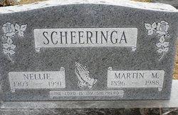 Nellie <I>Stob</I> Scheeringa