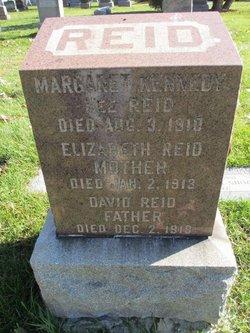 Margaret <I>Reid</I> Kennedy