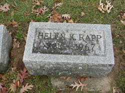 Helen K. Rapp