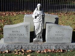Franciszka <I>Zolnierowicz</I> Olszewski