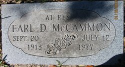 Earl Delmar McCammon