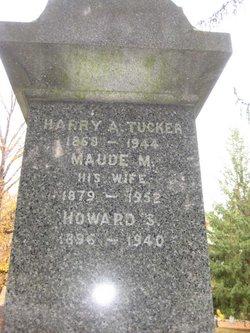 Maude Martella <I>Gillingham</I> Tucker
