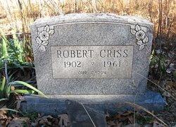 Robert Edward Criss