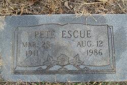 Pete Escue
