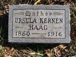 Ursula <I>Kernen</I> Haag