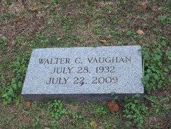 Walter C Vaughan