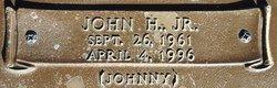 """John H. """"Johnny"""" Guy, Jr"""