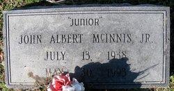 """John Albert """"Junior"""" McInnis, Jr"""