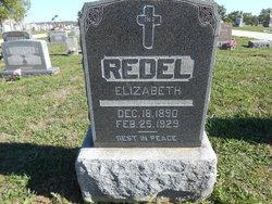 Elizabeth Ann <I>Baumhoer</I> Redel