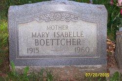 Mary Isabelle <I>Getson</I> Boettcher