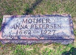 """Anna """"Annie"""" <I>Clausen</I> Petersen"""