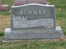 Essie Viola <I>Rinehart</I> Bowman