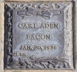 Carl Aden Bacon