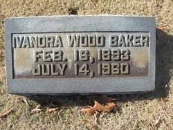 Ivanora <I>Wood</I> Baker