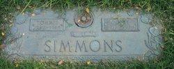 Tommie Charleston <I>Hall</I> Simmons