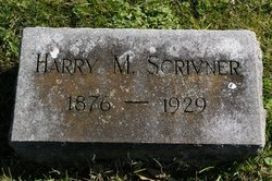 Harry Moore Scrivner