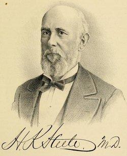 Dr Henry King Steele