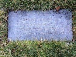 Henry Bilert, Jr.