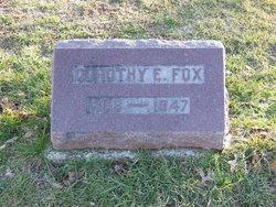 Dorothy Ellen <I>Cunningham</I> Fox