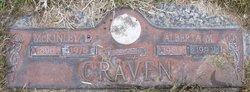 Alberta M. <I>Lund</I> Trowbridge Craven