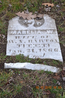 Mabelia A. <I>Warner</I> Barton