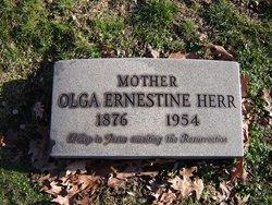 Olga Ernestine Herr