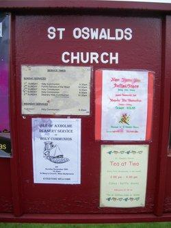 St Oswald Churchyard