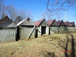 Hattie's Houses Cemetery
