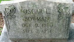 Oscar L. Bowman