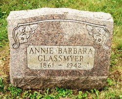 Annie Barbara <I>Lichty</I> Glassmyer