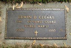 Edwin Daniel Cleary