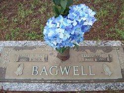 "Elizabeth F. ""Odie"" <I>Holland</I> Bagwell"
