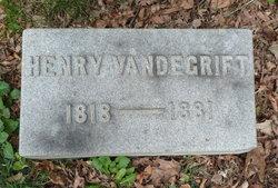 Henry Vandegrift