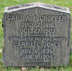Capt Absolom P. Cropper