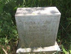 Nancy Jane <I>Bowling</I> Barrett