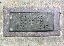 Pauline Gordon