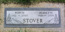 Ike Pervis Stover